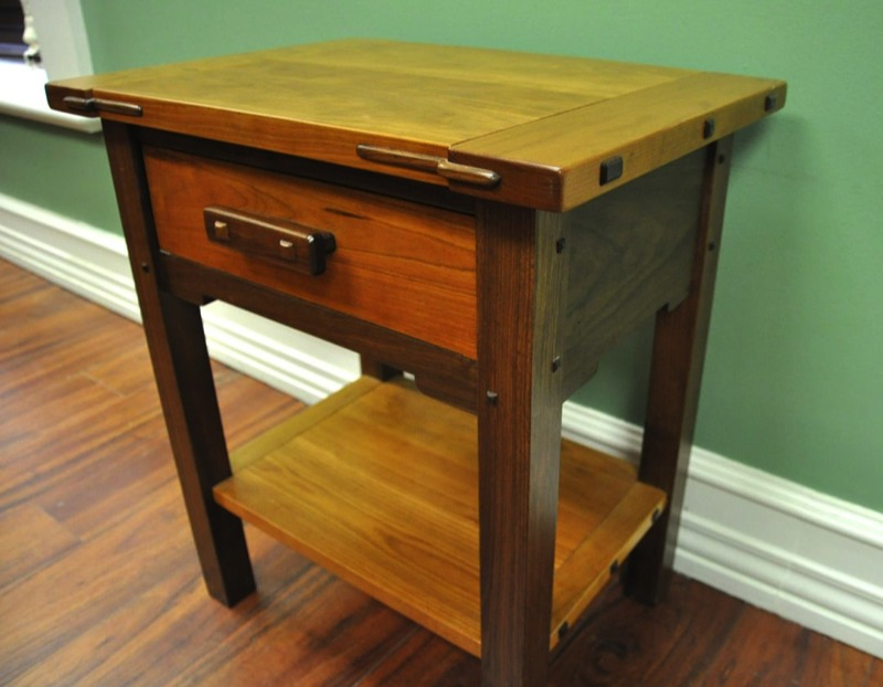Custom wood furniture gallery for Unique furniture gallery